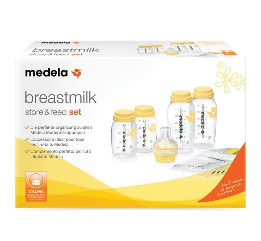 Medela Store en Feed set