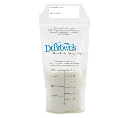 Dr Browns Dr Browns Moedermelk bewaarzakjes (25 stuks)