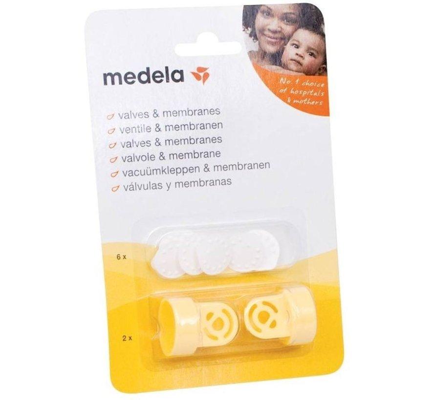Medela Vacuümset | Membraanset