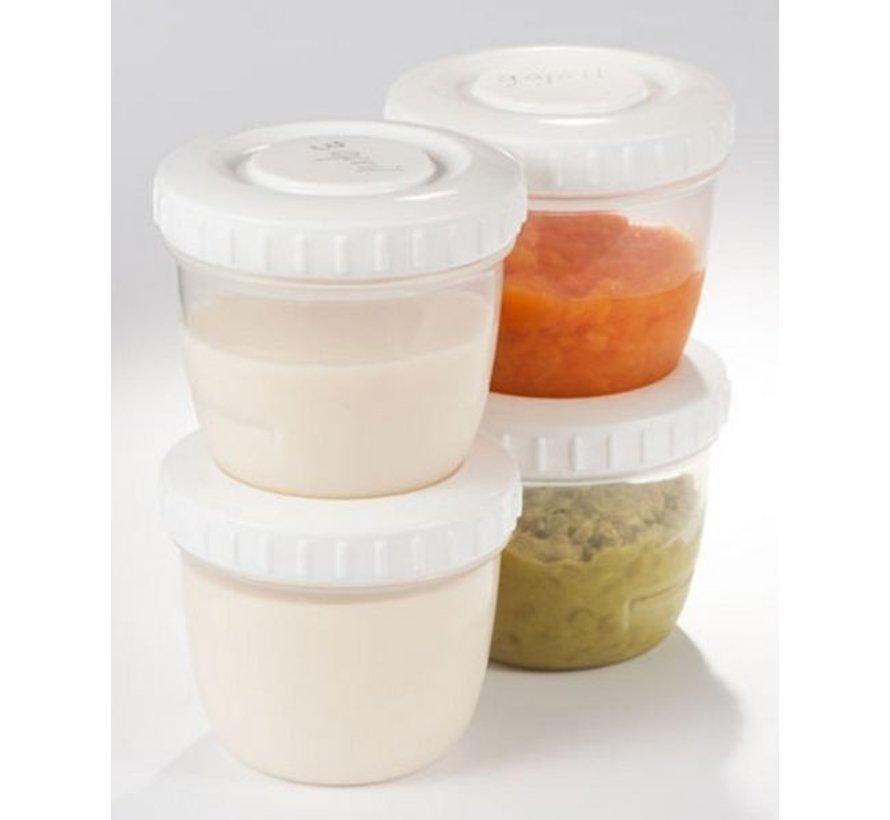 Difrax Kolfaansluiting inclusief moedermelk bewaarbakjes