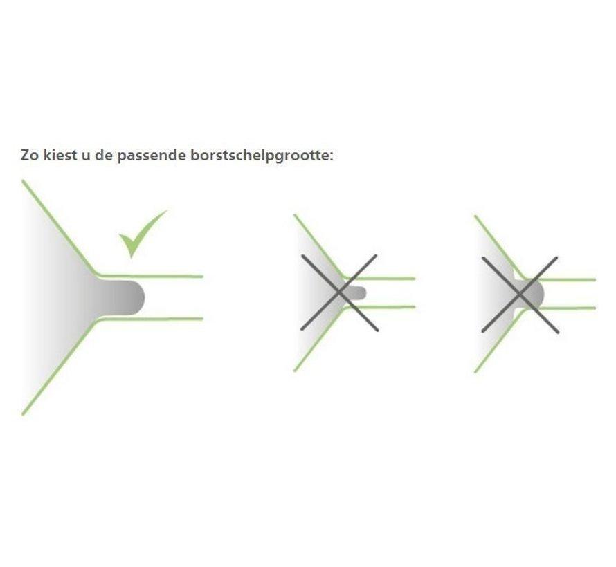 Ardo Individual Borstschild  (set 2 stuks)