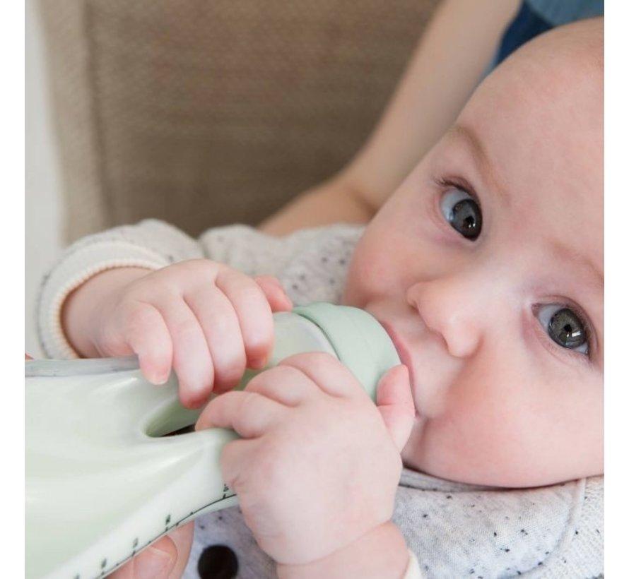 Difrax Handgreep babyfles - 240 ml