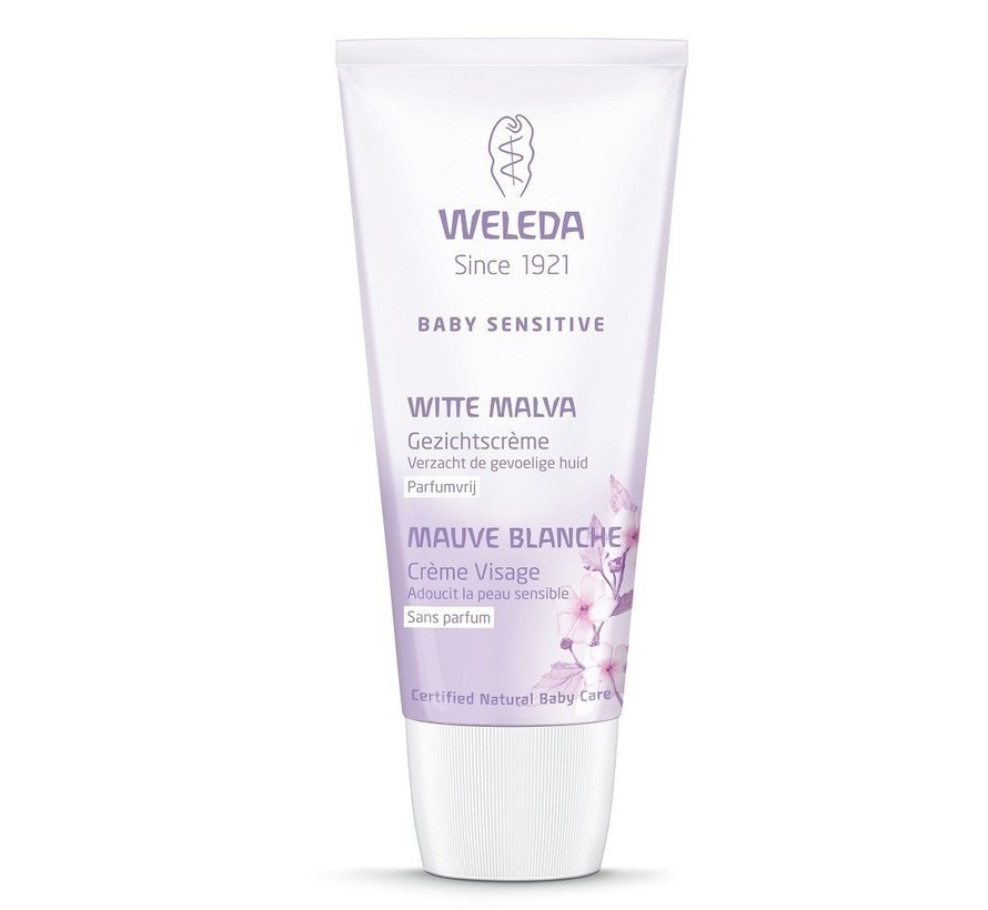 Weleda | Witte Malva Gezichtscrème