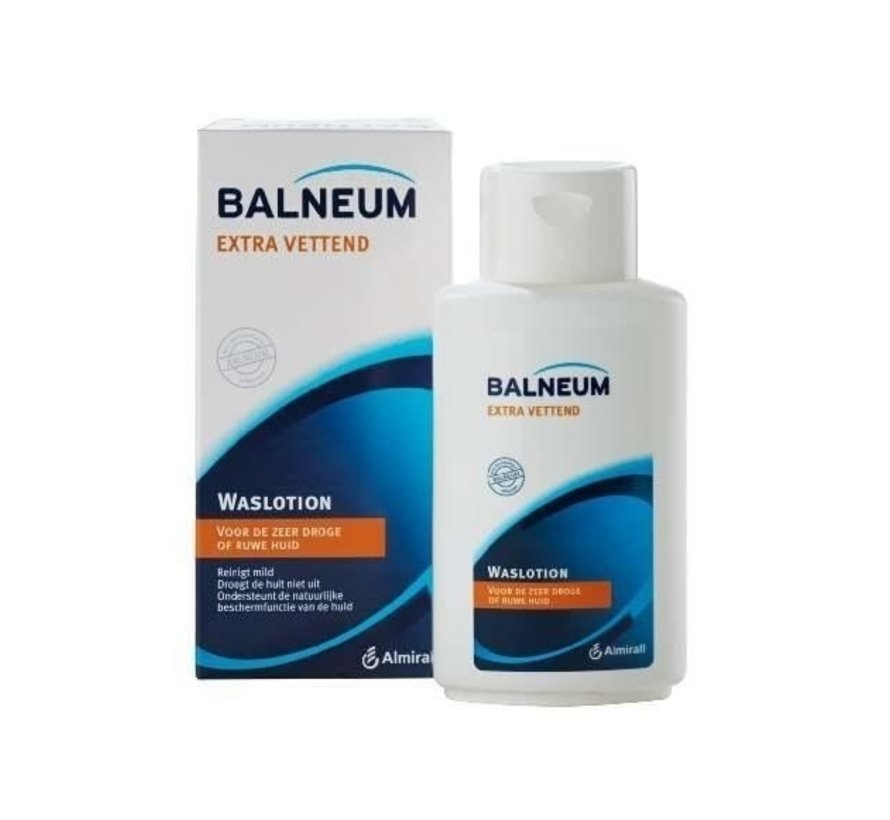 Balneum Waslotion Extra Vettend 200ml