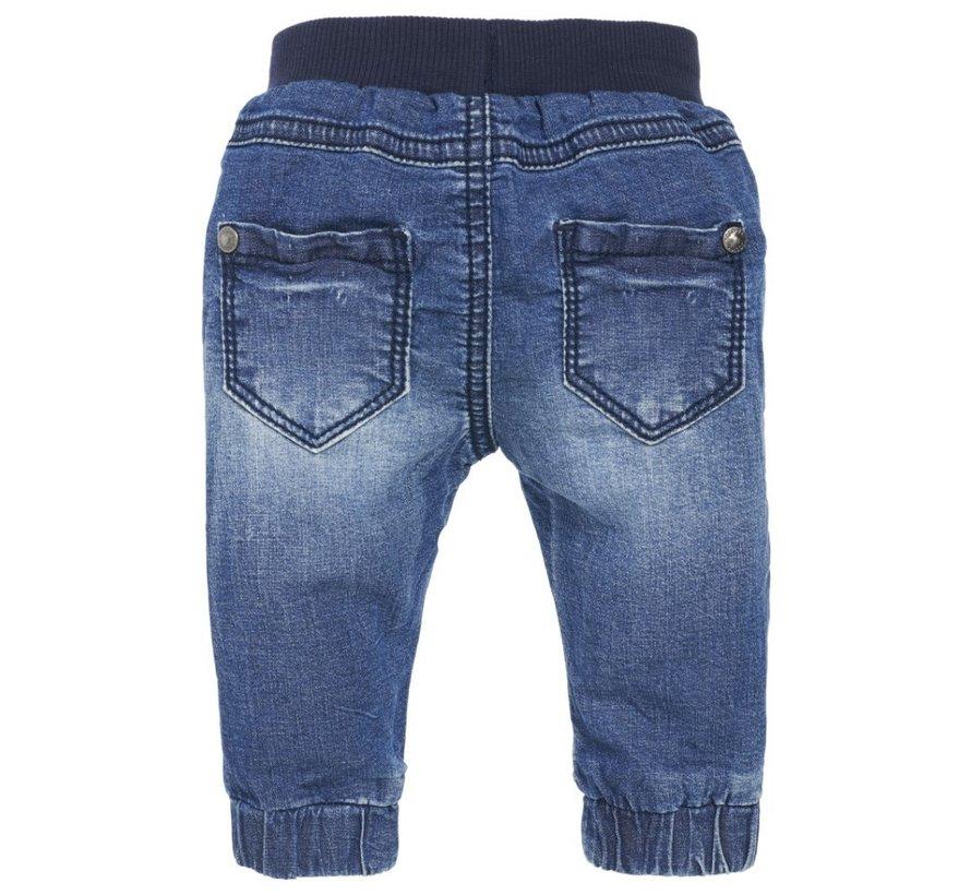 Noppies babybroekje Jeans comfort