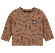 Noppies Noppies Sweater Pascoe Washed Wood-56