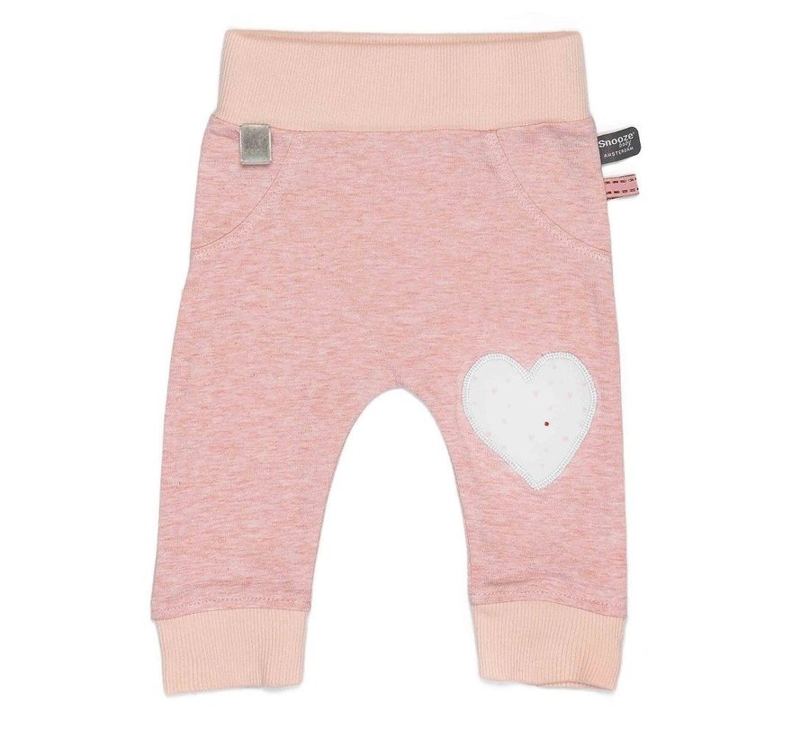 Snoozebaby Suave Pants Powder Pink Uni