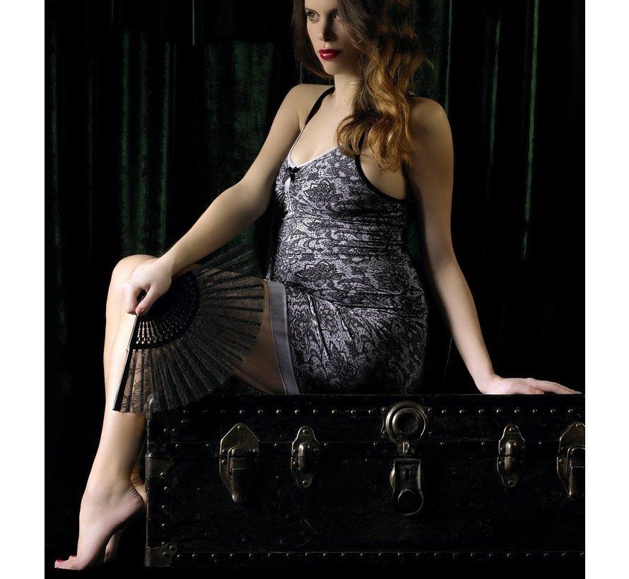Cache Coeur Illusion Vintage Nachthemd