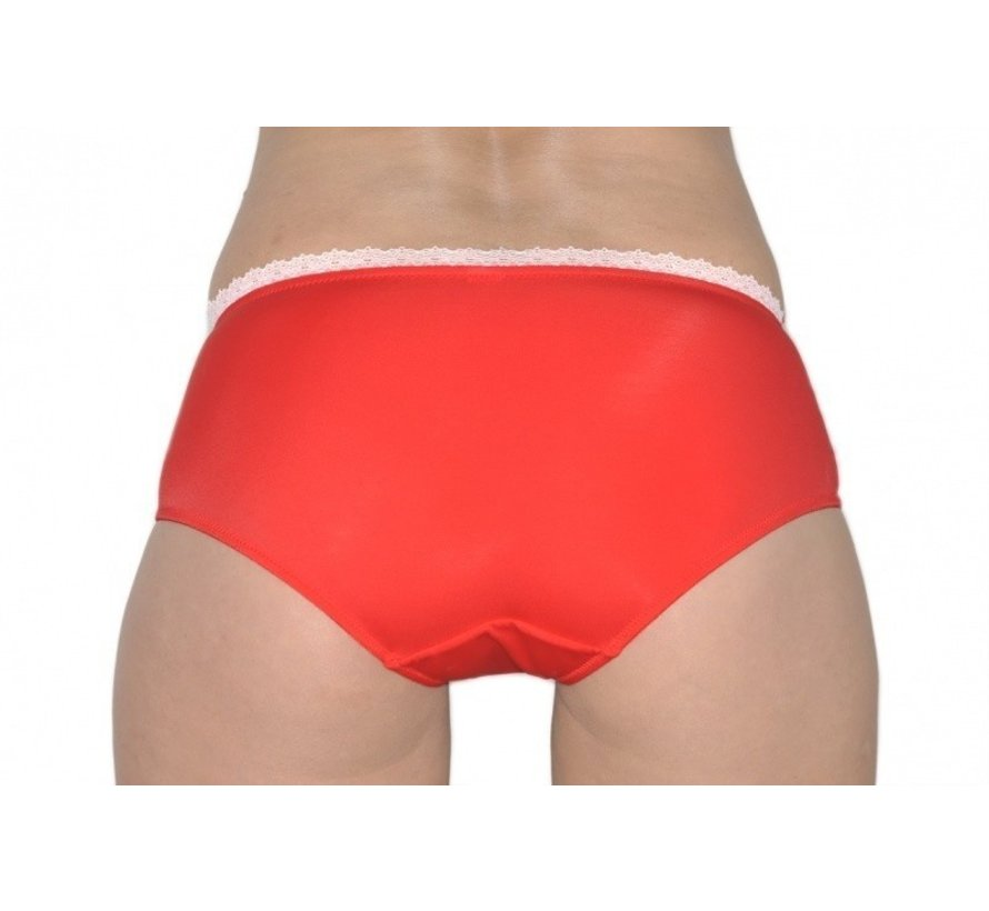 Mammae Red Romance Boxer (Hipster)