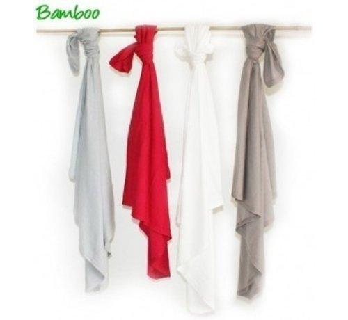SmallVips VipBlanket Swaddle Multidoek Bamboo Rood