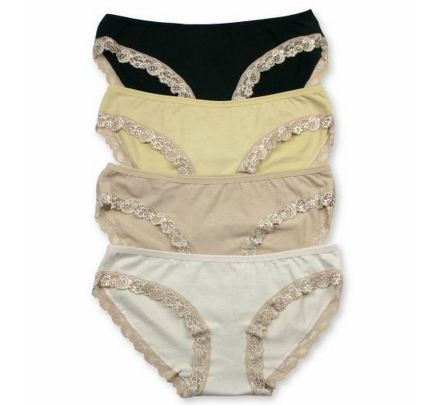 Cake Basic Panty Pack | Giftbox 4 cotton briefs