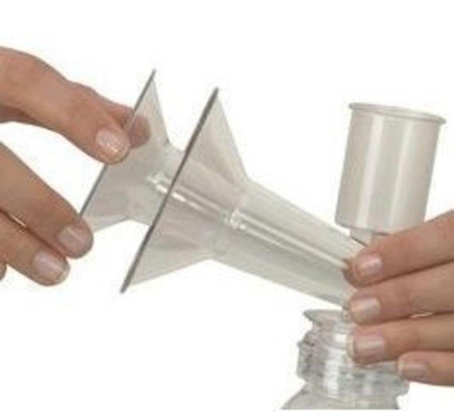 Ameda Lactaline Borstschild XL - XXL (32,5 en 36mm)