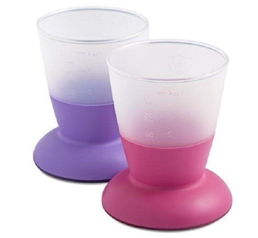BabyBjorn Bekerset Pink/Purple