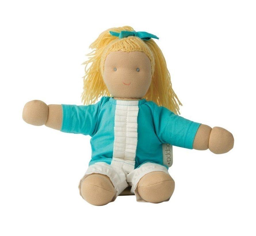 Peppa aankleedpop Lucy