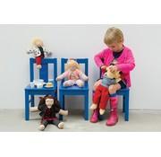 Babylonia Speelgoed draagdoek voor poppen BB-sling currant red