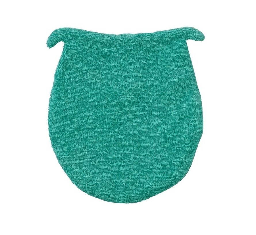 Peppa Sleeping Buddies Uil Lime/Green 23cm