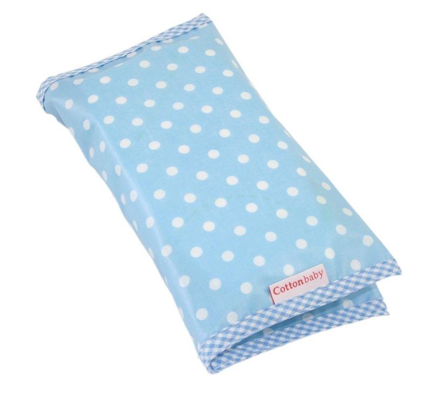 Cottonbaby Luieretui Lichtblauw