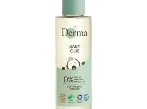Derma Eco Derma Eco - Baby olie - 150ml
