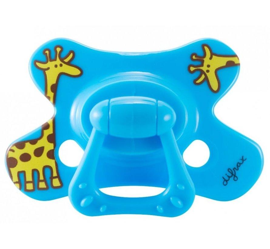 Difrax Fopspeen - Dental 18M+ Giraffe