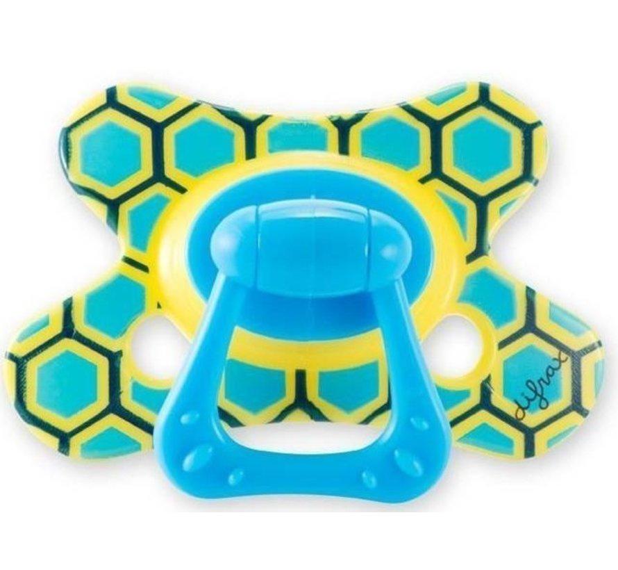 Difrax Fopspeen - Natural - 12M+ Honey