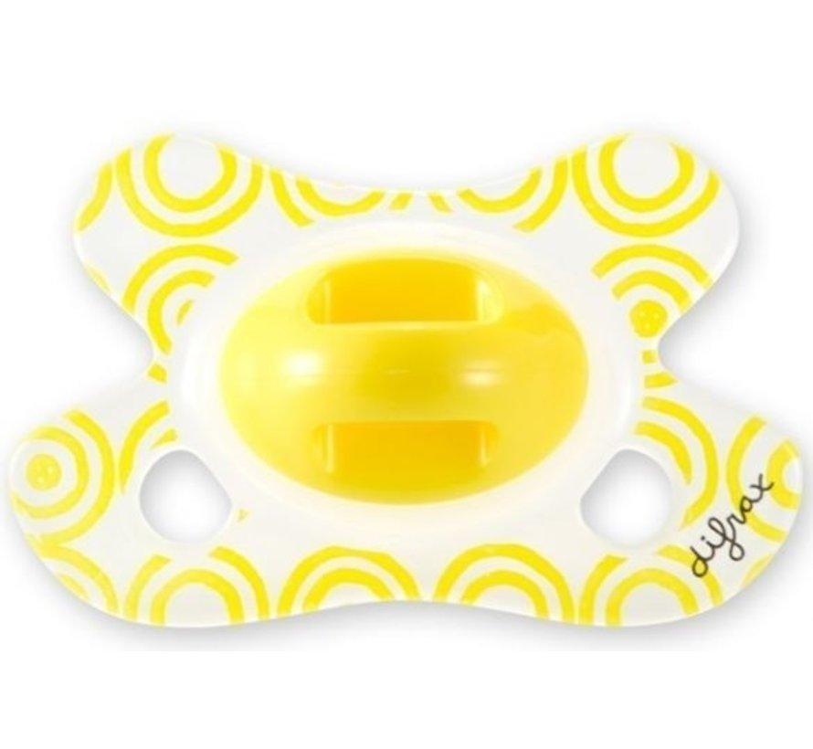 Difrax Fopspeen - Dental - Newborn Sunshine