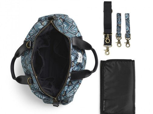 Elodie Details Elodie Details Diaper Bag Everest Feathers
