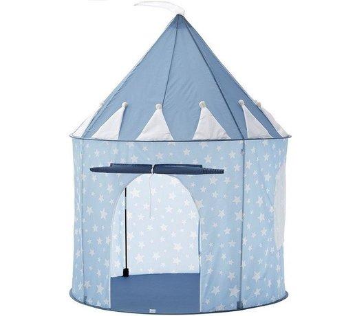 Kid's concept Speeltent Ster blauw nieuw 130 x 100 cm