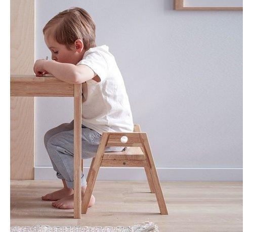 Kid's concept Aanpasbare stoel SAGA