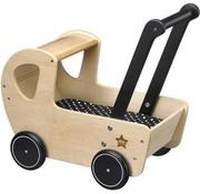Kid's concept Kinderwagen voor poppen NEO