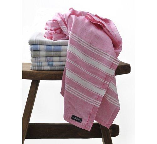 KipKep KipKep | Blenker Baby Roze 100x55cm