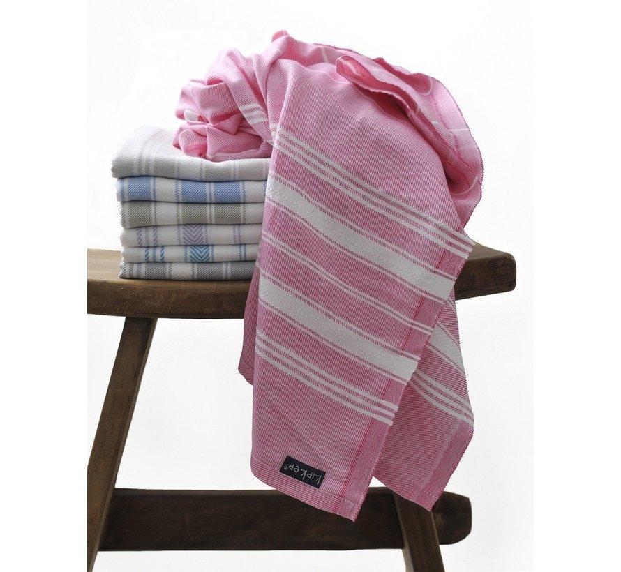 KipKep | Blenker Baby Roze 100x55cm
