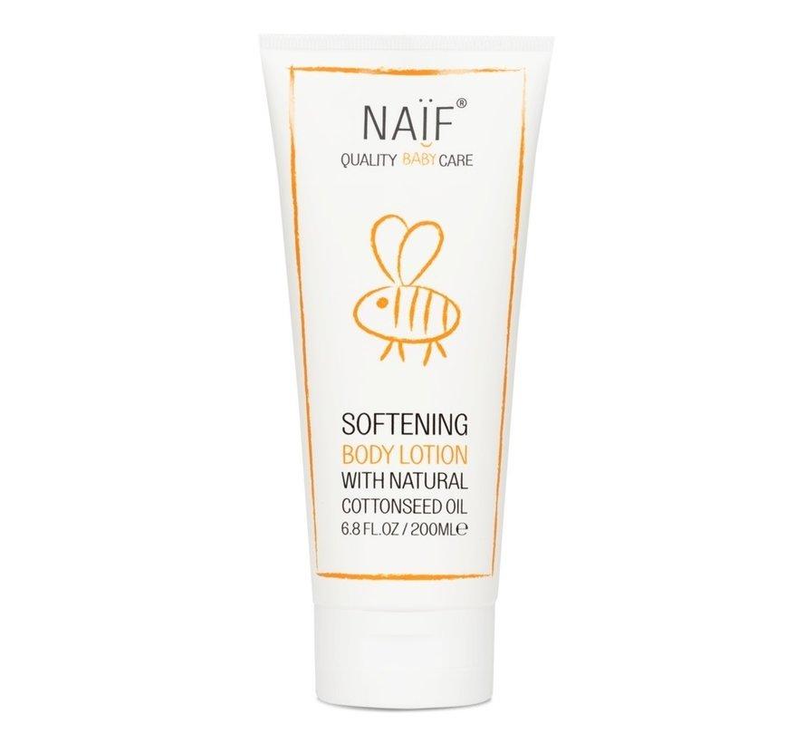 Naif - Baby softening body lotion - 200ml
