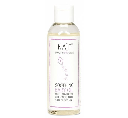 Naif Naif - Verzachtende baby olie - 100ml