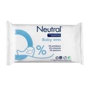 Neutral Neutral - Baby doekjes - 63 stuks