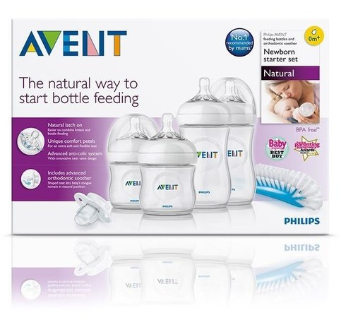 Philips Avent Philips Avent Natural starterset SCD301/01
