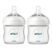 Philips Avent Philips Avent Natural fles 125ml Duo Pack