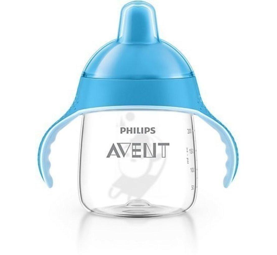 Philips Avent | Tuitbeker Pinquin 260ml Blauw SCF753/05