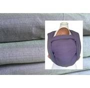 Portamundo Purple Grey | Geweven draagdoek-L (4.7 meter)