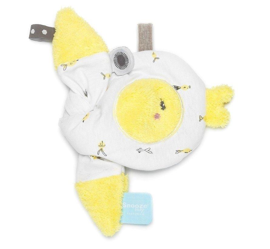 Snoozebaby babyknuffeltje Finny Fish