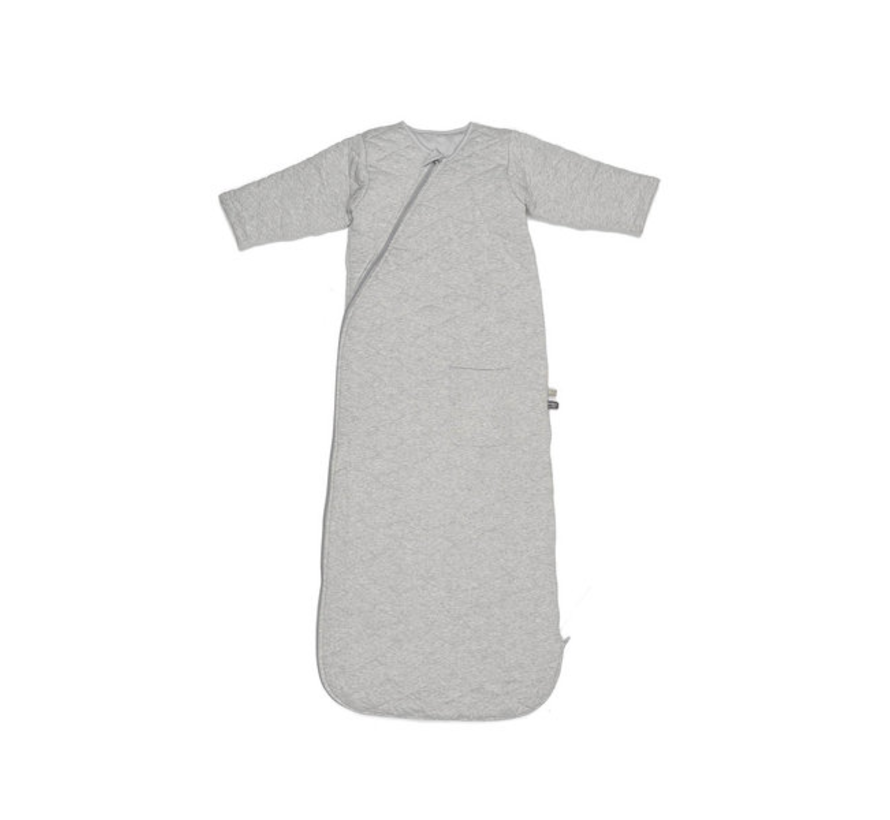 Snoozebaby Slaapzak met lange mouwen Grey Melange