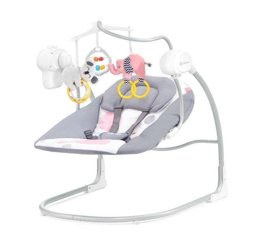 Kinderkraft Babyswing - Babyschommel MINKY