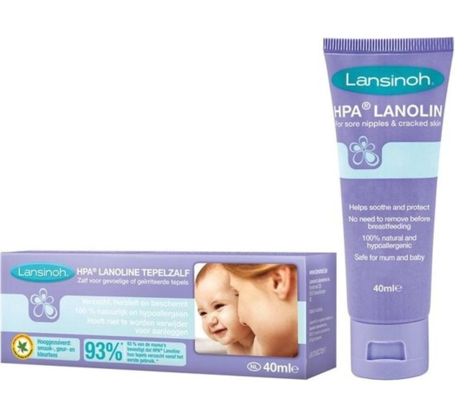 Lansinoh Lanoline zalf tube 40ml