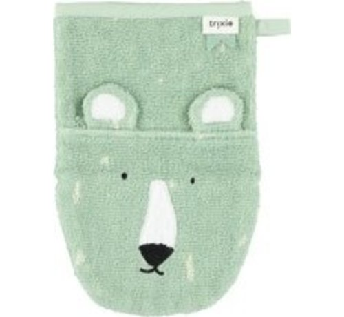 Trixie Baby Washandje - Mr. Polar Bear