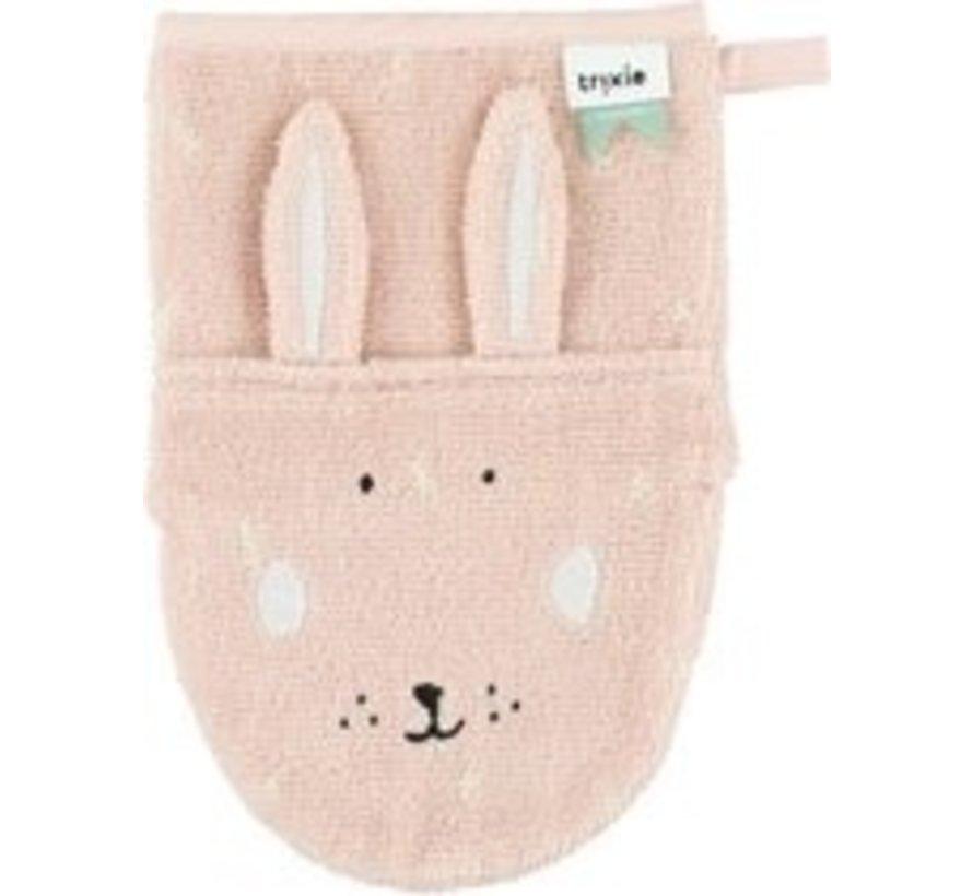 Washandje - Mrs. Rabbit