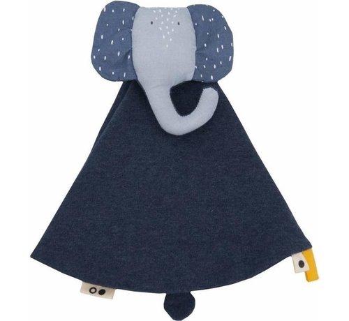 Trixie Knuffeldoekje - Mrs. Elephant