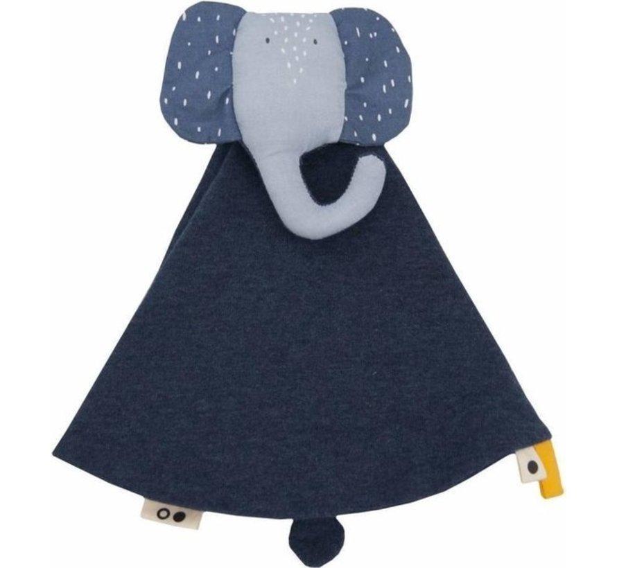 Knuffeldoekje - Mrs. Elephant