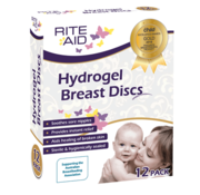 Rite Aid Rite Aid Hydrogel tepelverband (12 stuks)