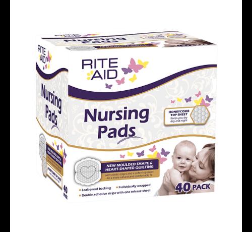 Rite Aid Rite Aid Zoogcompressen (40 stuks)