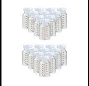 Materni  flesjes 20 x Materni Moedermelkfles 120ml