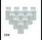 10x Ardo Glazen flesjes 130ml